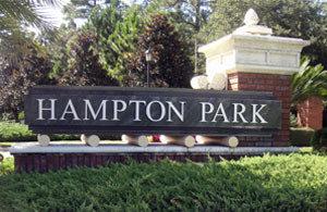 Hampton Park Entrance Thumbnail