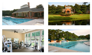 Glem Hampton Amenities