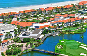 Ponte Vedra Arial View