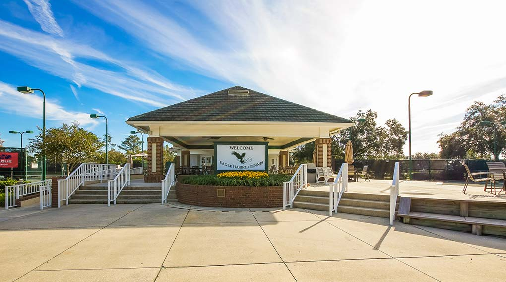 EAGLE HARBOR CLUB TENNIS
