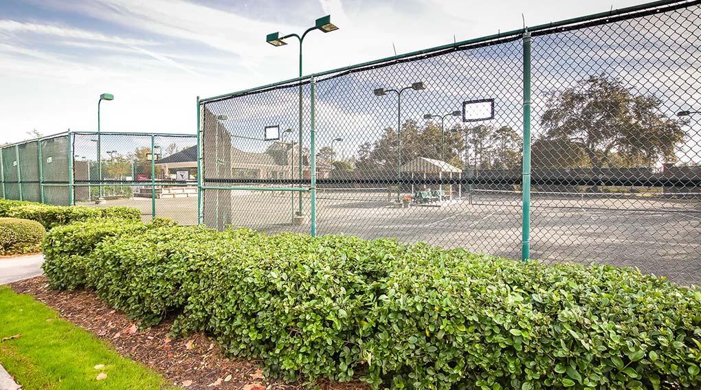 EAGLE HARBOR TENNIS CLUB AREA