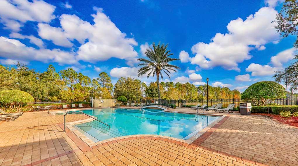 WATERLEAF CLUB POOL - JACKSONVILLE, FL
