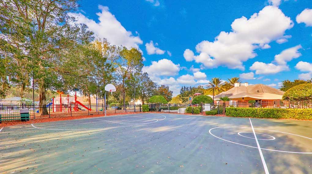 WATERLEAF CLUB BASKETBALL COURT - JACKSONVILLE, FL