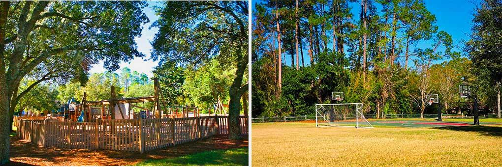 Deerwood Park & Soccer field