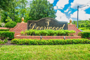 DEERWOOD SIGN