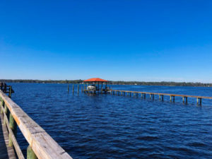 DRS INLET DOCK