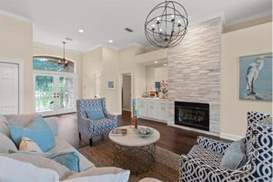 Jacksonville home staging picture