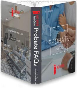 Probate FAQs booklet