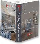 Red Door Realty Group Jacksonville Staging Services booklet picture