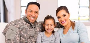 Military family home buyers in Jacksonville, FL