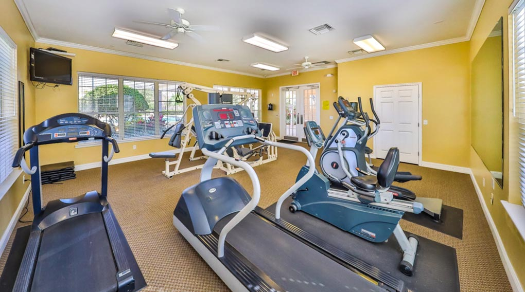 Oxford Chase Townhomes Jacksonville, FL Fitness Center
