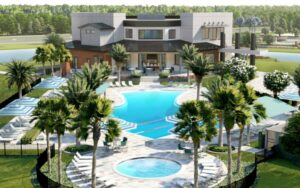 Del Webb eTown Clubhouse - The Gallery